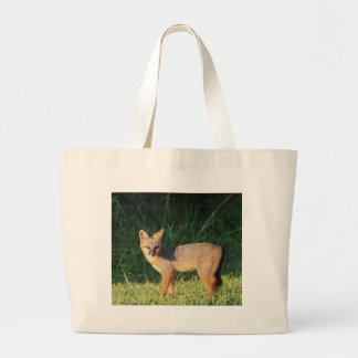 Gorgeous Fox Tote Bags