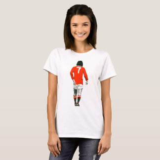 Gorgeous George Red T-Shirt