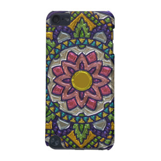 Gorgeous Glasslike Mandala Cell Phone Case