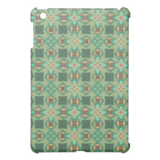 Gorgeous Green Digital Art Abstract iPad Mini Cover