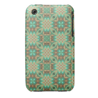 Gorgeous Green Digital Art Abstract iPhone 3 Case-Mate Cases