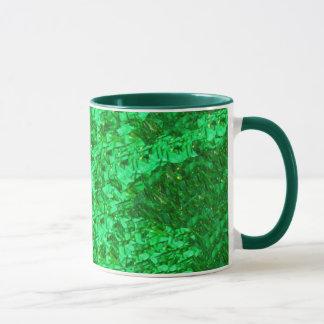 Gorgeous Green Mug