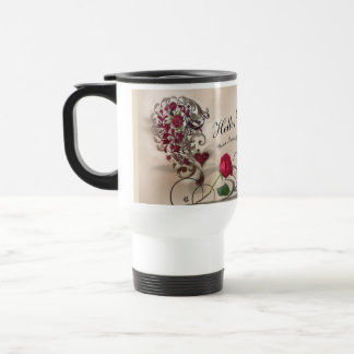 Gorgeous Inner Beauty Travel Mug