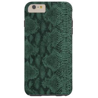 Gorgeous Leather Texture Snake Skin Tough iPhone 6 Plus Case