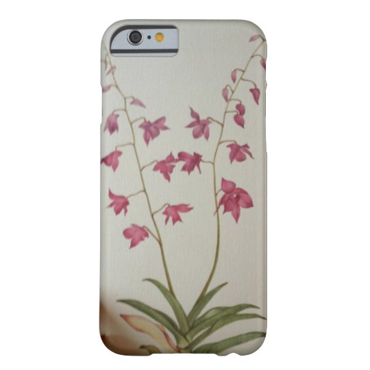 Gorgeous orchid iphone cover
