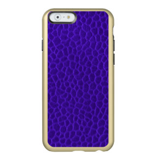 Gorgeous Purple Leather Texture Incipio Feather® Shine iPhone 6 Case
