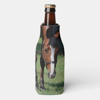 Gorgeous Quarter Horse Bottle Cooler