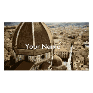 Gorgeous Renaissance cathedral in Venice Italy Double-Sided Standard Business Cards (Pack Of 100)