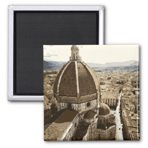 Gorgeous Renaissance cathedral in Venice Italy Refrigerator Magnet