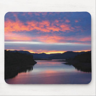 gorgeous sunset mouse pad