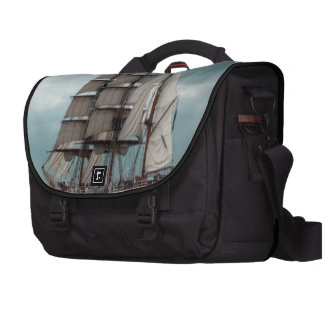 Gorgeous Tall Ship Commuter Bags