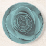 Gorgeous Teal Coloured Rose