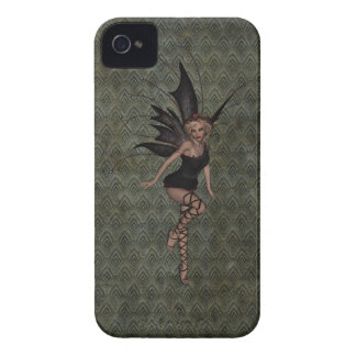 Gorgeous Vintage Gothic Fairy iPhone 4 Case