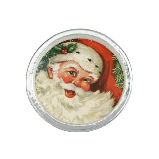 Gorgeous Vintage Santa Claus Image