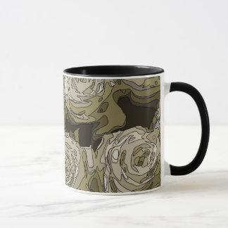 Gorgeous White Roses Vase