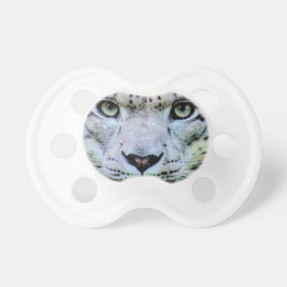 Gorgeous White Tiger Pacifiers