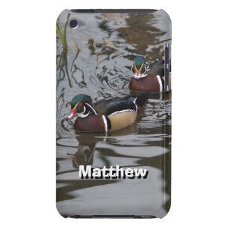 Gorgeous Wood Duck Water Photograph Designer Art Barely There iPod Cover
