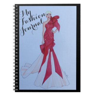 Gorgeously Designed Fashion Journal