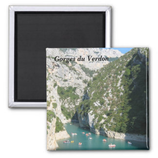 Gorges of the Verdon - Magnet