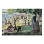 Gorges Seurat - Sunday Afternoon