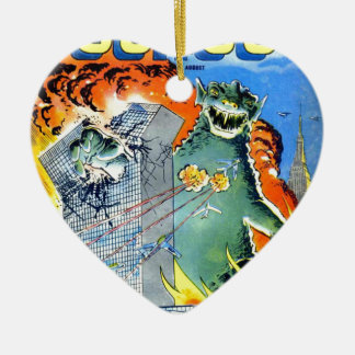 Gorgo Returns Ceramic Heart Decoration