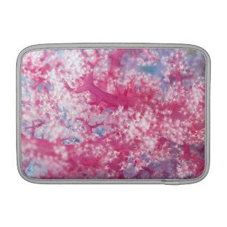 Gorgonian coral MacBook sleeve