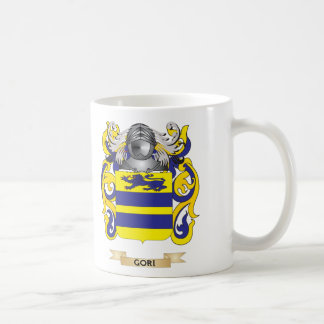 Gori Coat of Arms (Family Crest) Coffee Mugs