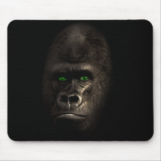 Gorilla Ape Monkey Mouse Mat
