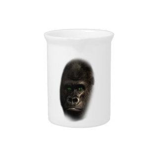 Gorilla Ape Monkey Pitcher