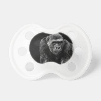 Gorilla Ape Primate Wildlife Animal Photo BooginHead Pacifier