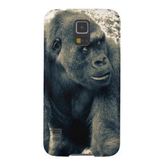 Gorilla Ape Primate Wildlife Photo Galaxy S5 Case