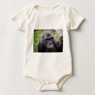Gorilla Baby Bodysuit