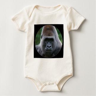 """""""Gorilla"""" Baby Bodysuit"""