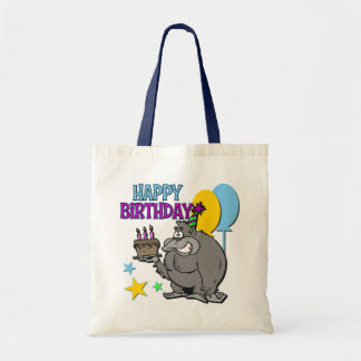 Gorilla Birthday Gift Tote Bag