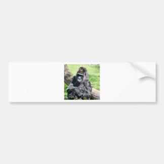 Gorilla Bumper Stickers