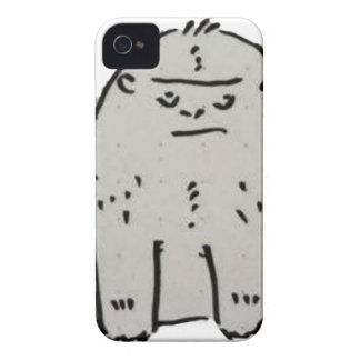Gorilla Cartoon Case-Mate iPhone 4 Case