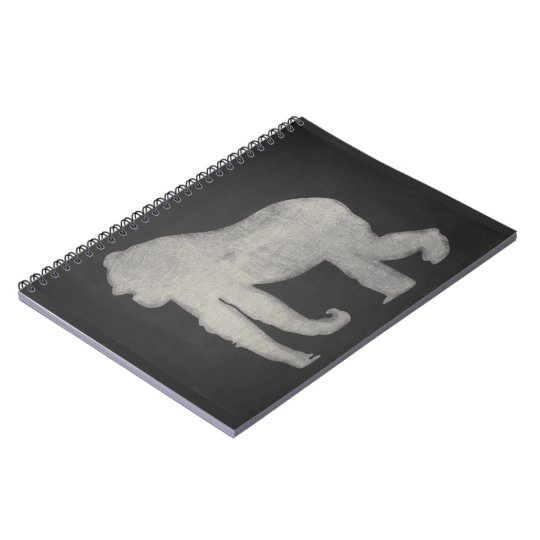 Gorilla Chalkboard Notebooks