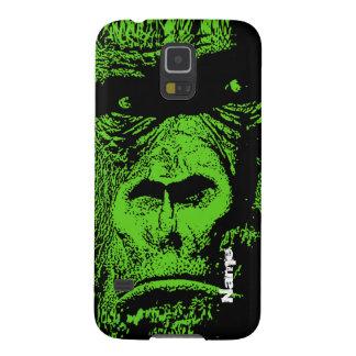 Gorilla Closeup Cases For Galaxy S5