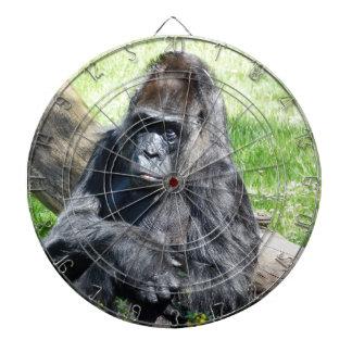 Gorilla Dartboard With Darts