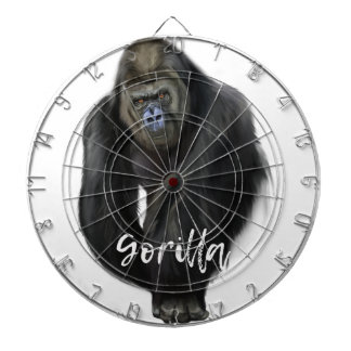 Gorilla Dartboard