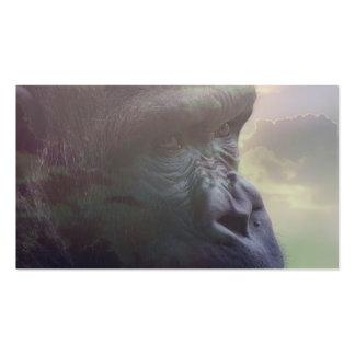 Gorilla Daydream Business Card Templates