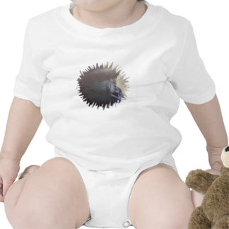 Gorilla Daydream Baby Bodysuits