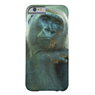 Gorilla - Fed Up! Barely There iPhone 6 Case
