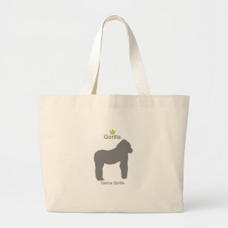 Gorilla g5 large tote bag