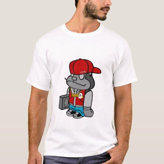 Gorilla - Gangster T-Shirt