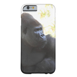 Gorilla Gaze iPhone 6 Case Barely There iPhone 6 Case
