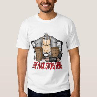Gorilla Goalie Tee Shirt