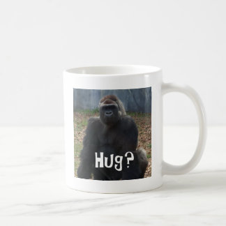 Gorilla Hug Coffee Mug