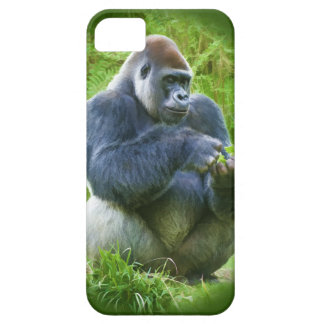 Gorilla in the Jungle iPhone 5 Covers