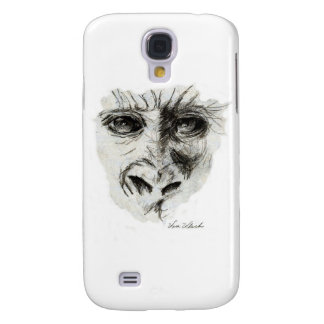 Gorilla in the Mist Samsung Galaxy S4 Case